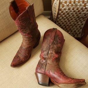 Dan Post Cowboys Boot